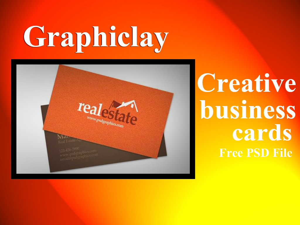 Top 10 stylish creative business cards psd file graphiclay friday 2 august 2013 stylish creative business cards magicingreecefo Choice Image