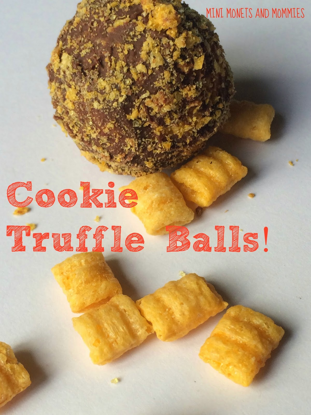 Cookie Truffles