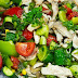 Vegetable chicken salad recipe