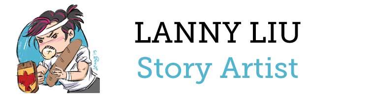 Lanny Liu: Story Artist Portfolio
