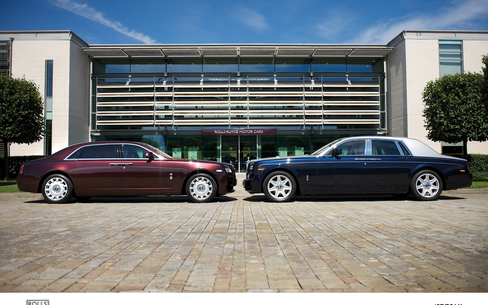 Rolls Royce Ghost vs. Phantom