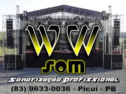 WW Som - sonorização profissional