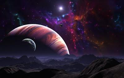 Nuestra galaxia y sus planetas (Sistema Solar)