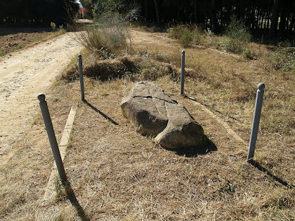 La Pedra Foradada o dels Quatre Termes