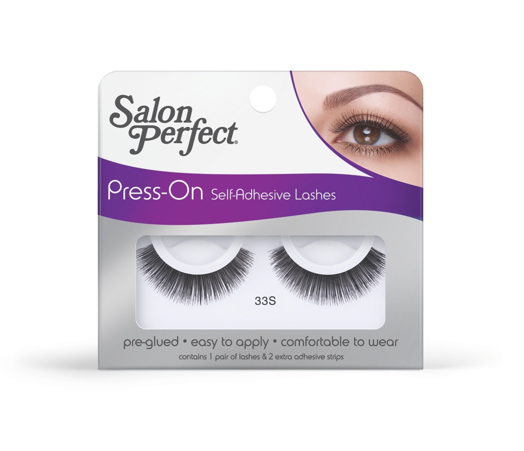 Salon perfect lashes review and giveaway the budget for 33 fingers salon reviews
