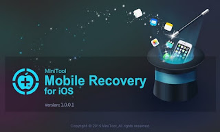 MiniTool Mobile Recovery for iOS Portable
