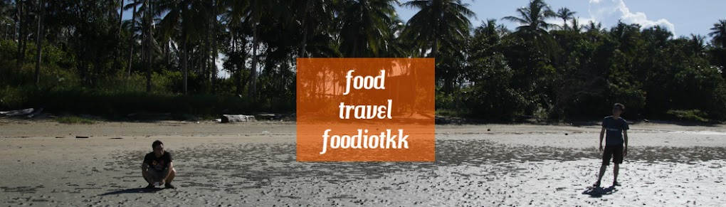 Foodiot KK - Your food-idiot's guide in Kota Kinabalu