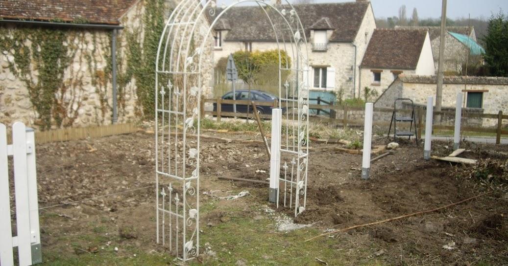 Derri re les murs de mon jardin projet de printemps 2 - Derriere les murs de mon jardin ...