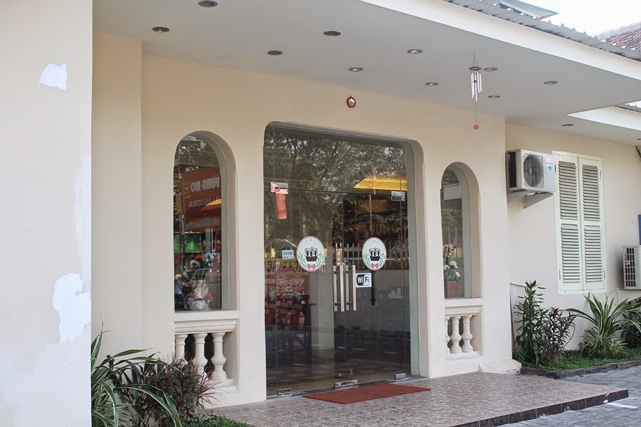 Yung Ho Restoran Seafood, Chinese Food dan Ikan Bakar