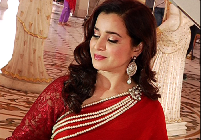 simone singh fans simone singh on sets of ek hasina thi 6