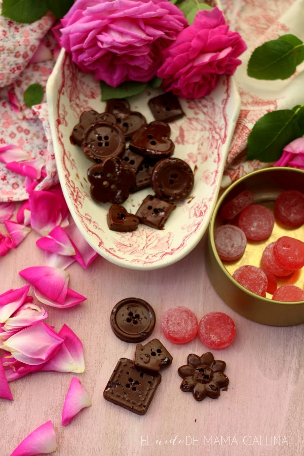 chocolatinas de cereza
