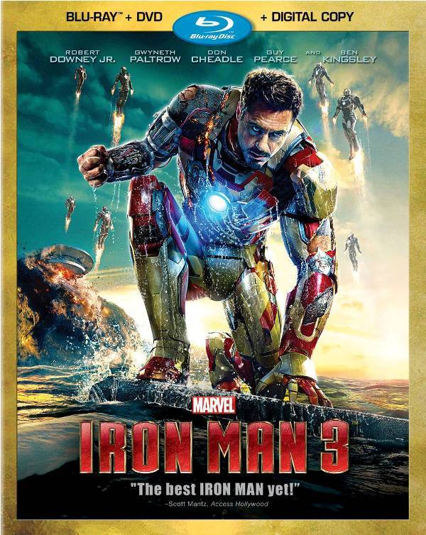 Download Iron Man-3 Movie