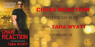 Chain Reaction Release Blitz & Giveaway