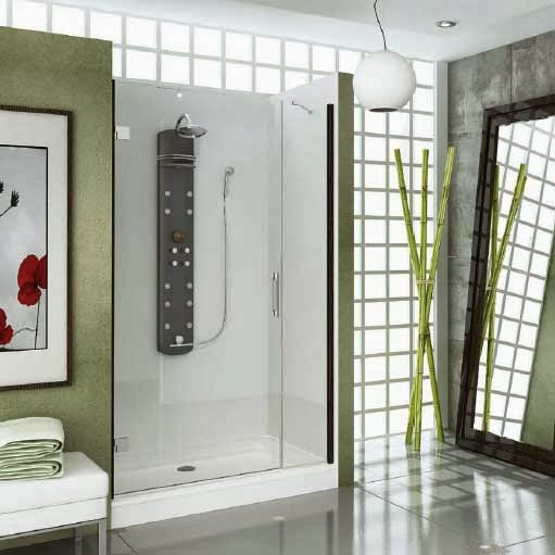 Carpinter a de aluminio sevilla aluminio tres la mampara de ba o o ducha como elemento de - Mamparas bano sevilla ...