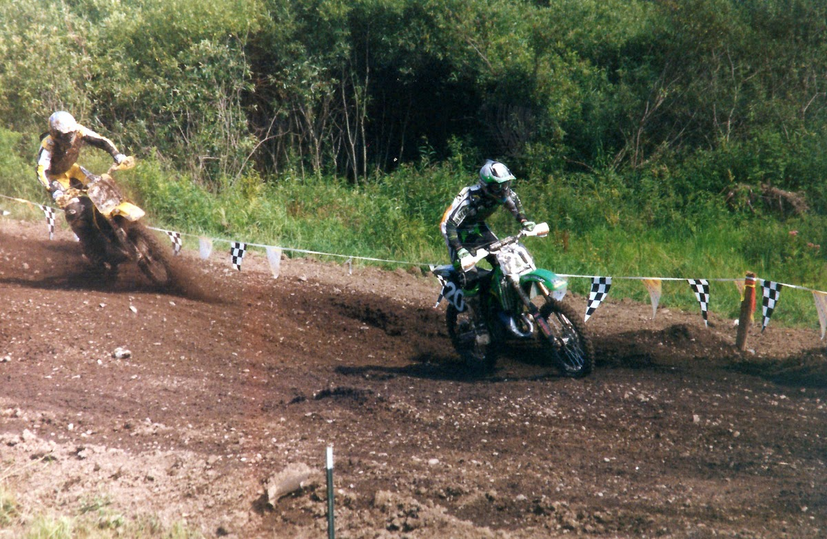 Casey Johnson Unadilla 1998