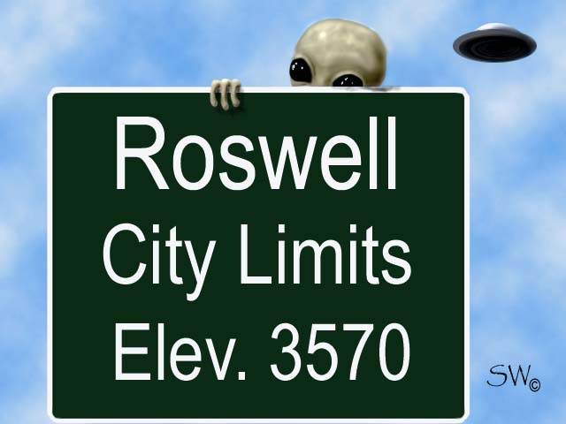 a history of the ufo case at roswell new mexico Complete information about international ufo museum and research center in (near) roswell, new mexico.
