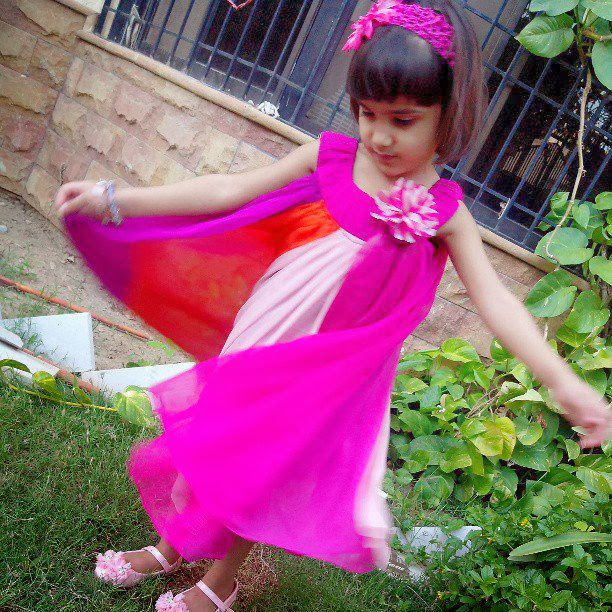 Madhia Couture Children Pert Wear Collection 2013