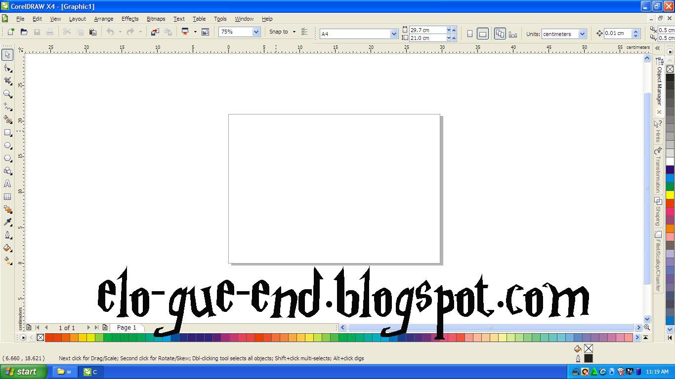 Download Corel Draw X4 Portable ~ CIMANGGIS BLOGGER™