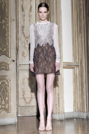 VALENTINO-Short Dresses