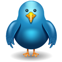 How to Add Flying Twitter Bird In Blog?
