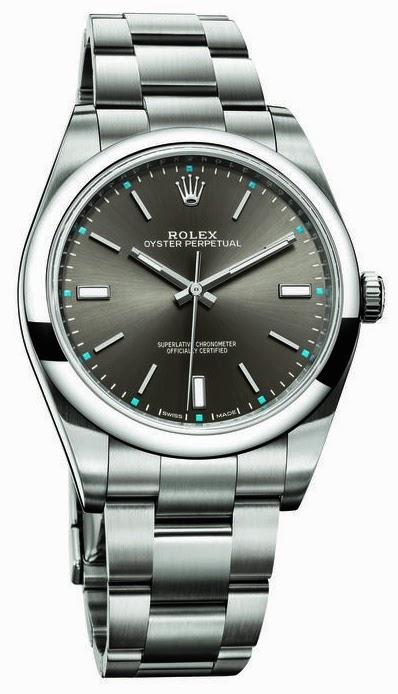 Montre Rolex Oyster Perpetual référence 114300