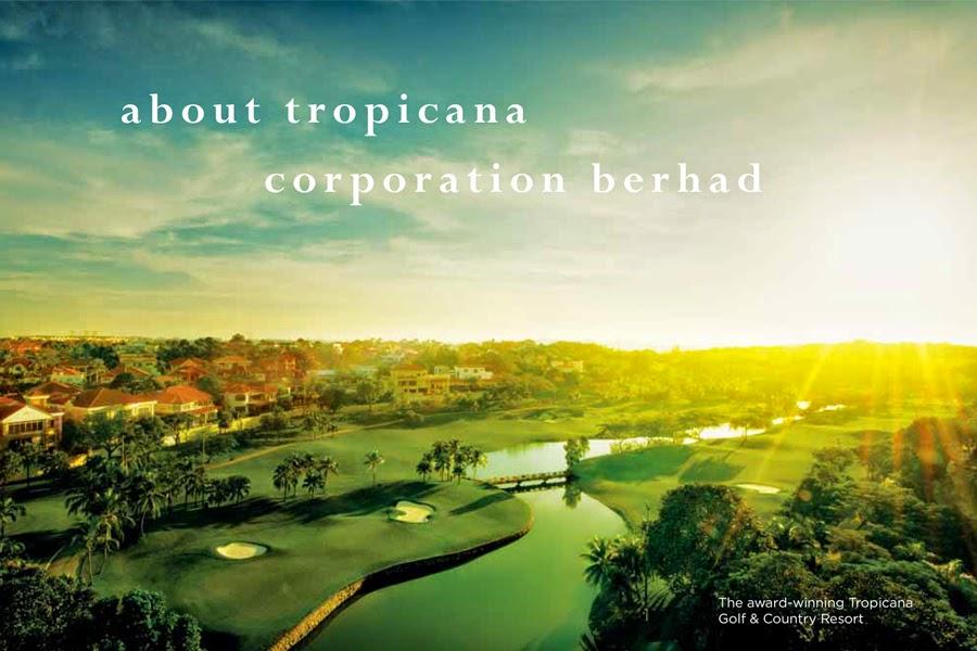 tropicana the residences developer