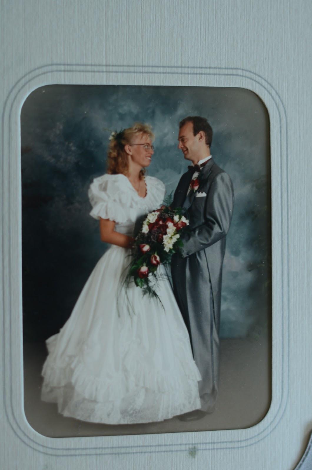 Nätdejting 20 År Bröllopsdag