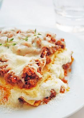 Pasta garbanzo recipe