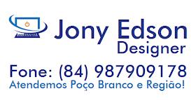 Parceiro do Blog - Jony Edson Designer