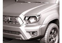 2015 Toyota Tacoma is Coming What is Inside and Outside