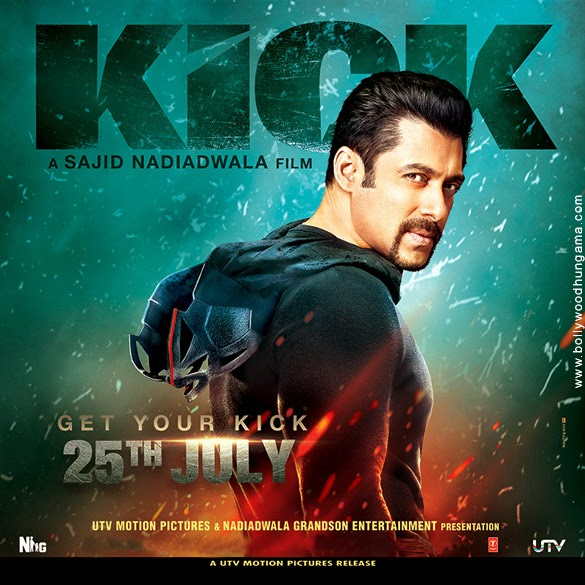 Kick (2014) First Look Posters - 2