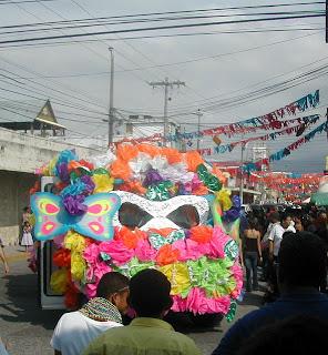 La Ceiba, Honduras, Carnaval