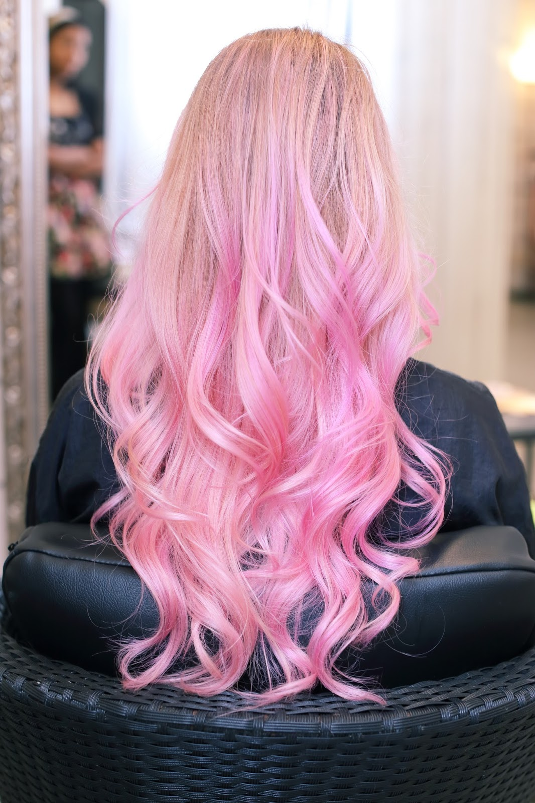 Welcome Balayage Ombre Colour Butter Pale Pink