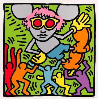 Keith Haring biography