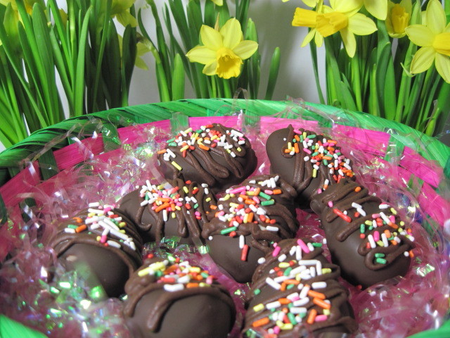 Peanut Butter and Chocolate Candy Easter Egg Recipe