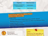 Entitlement of TM Permanent Non Executive 2014