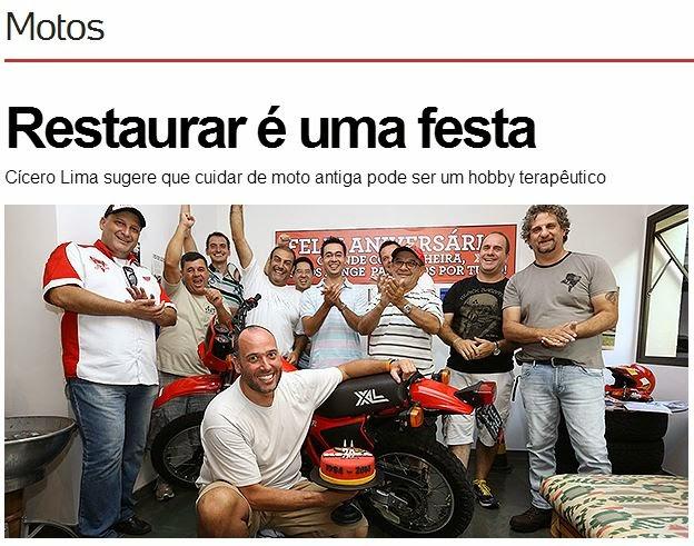 UOL+VERMELHINHA - RESTAURAR É UMA FESTA