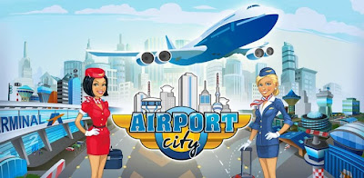 Airport City v1.30 Apk