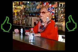 Bartender  de 98 años