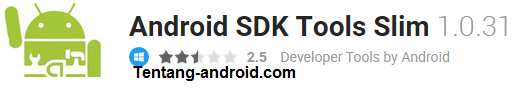 Android SDK Tools Slim 1.0.31