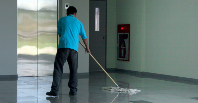A Guy Was Rejected From a Job as a Janitor For Missing One Thing. It Was the Best Mistake He Ever Made.