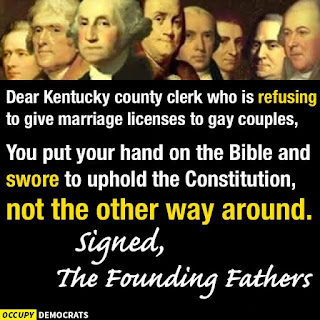 Obey your founding fathers