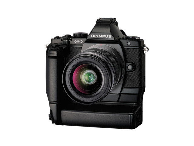 Olympus announced the new Olympus OM-D E-M5, the latest Micro Four