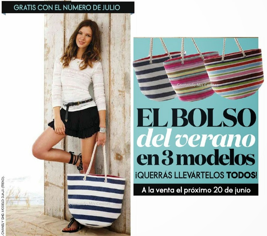bolso elle julio 2014