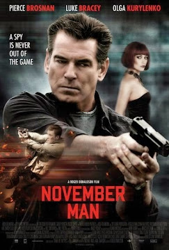 The November Man (Sát thủ tháng 11) 2014