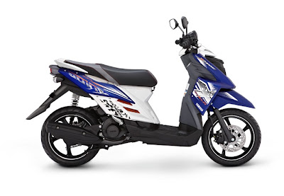 Yamaha X-Ride Crosser Blue