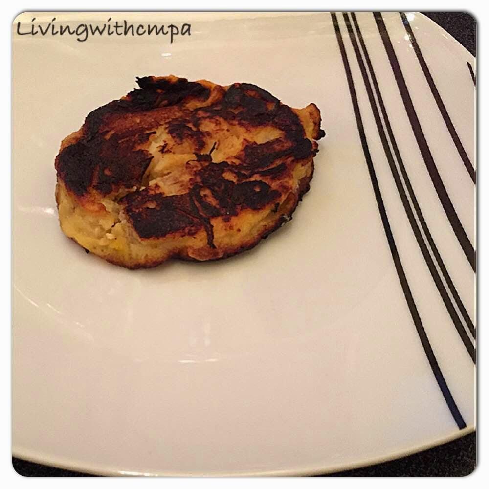 Banana Pancakes   Dairy Free - Soya Free - Wheat Free - Gluten Free