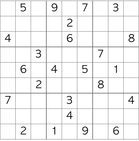 frequent frenzy: planning of Chrysalis Sudoku Quilt