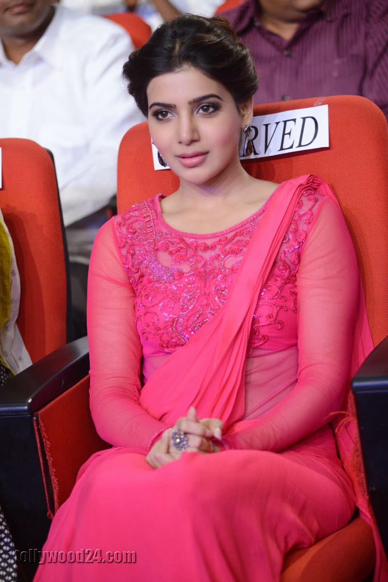 Samantha latest Photos Gallery at Autonagar Surya Audio-HQ-Photo-4