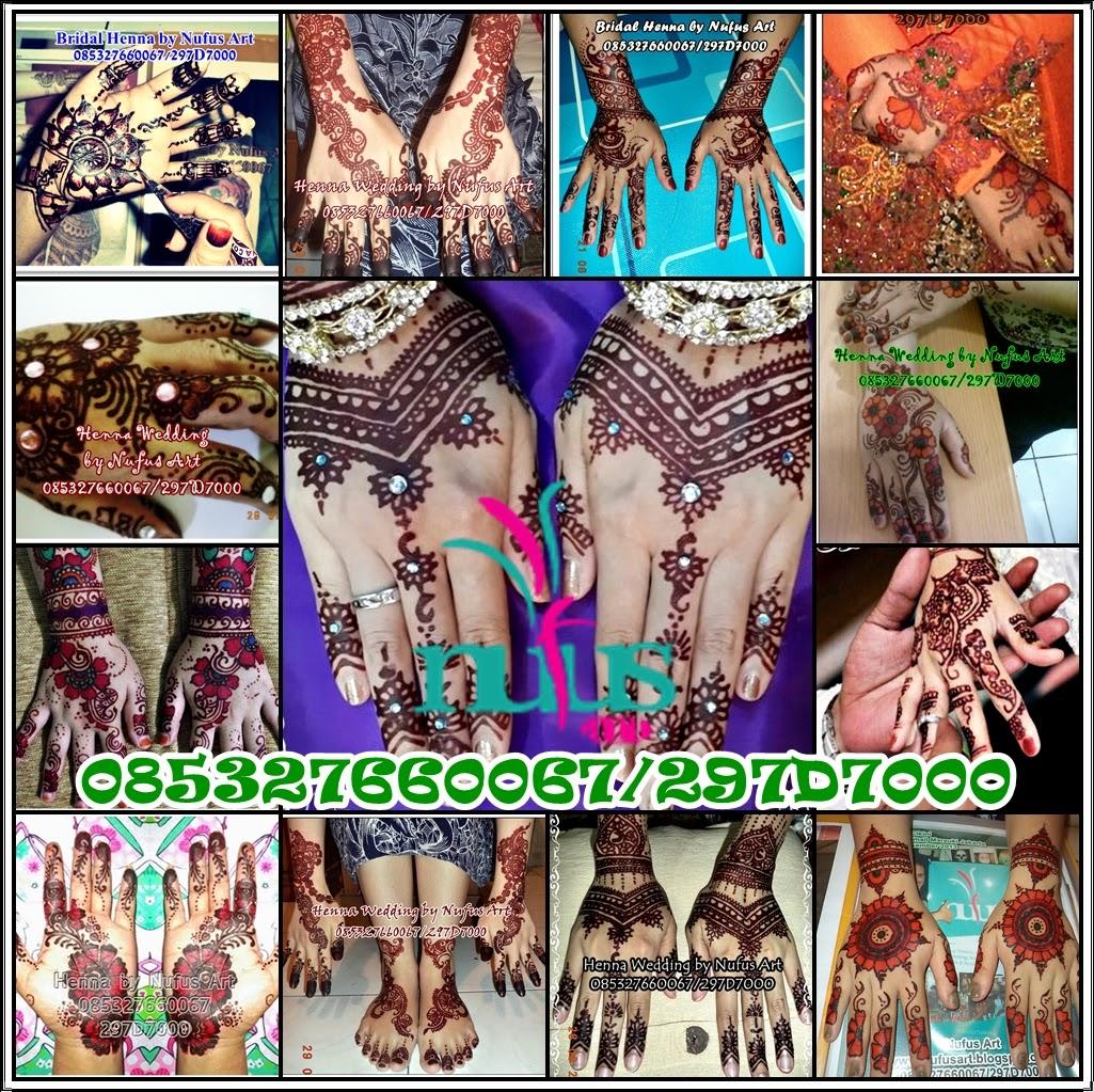 Henna Rainbow Amp Henna Satu Warna Untuk PernikahanHenna Artist
